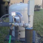 large water well pump