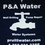 p and a water systems