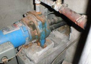 this pic shows ocala pump repair
