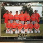 Pruitt Water Baseball Team