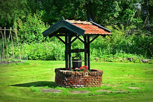 Water Well in a Remote Location